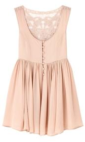 pink dress,lace dress,crochet,nude dress,dress,pink,dentelle,lace,blouse,pink top,button up