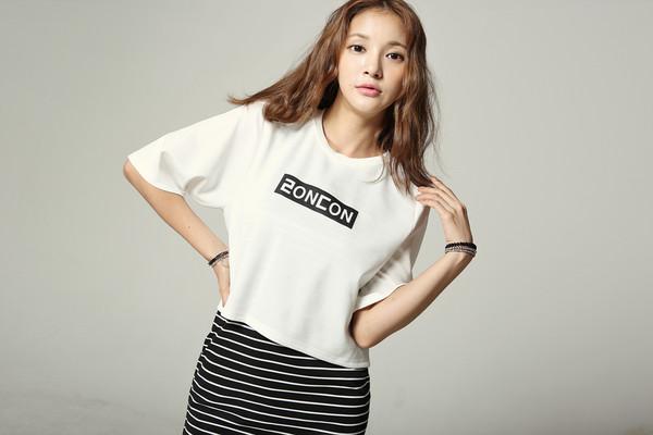 shirt london korean fashion t-shirt