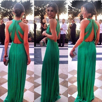 dress wedding guest dress green dress emerald green low boots floor length dress long prom dress
