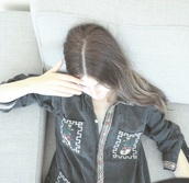 shirt,danielle haim,haim,flannel,cool,tumblr,vintage,green shirt
