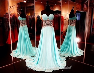 blue dress prom dress sweet 16 dresses formal event outfit pink crystal ball gown dress evening dress pumps heels hight heels red sole shiny sparkle starry night 2014 full length forever hill model heart ball sequins