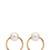 Imitation Pearls Earrings