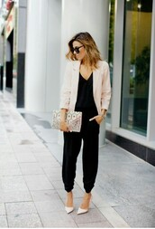 jumpsuit,all items,bag,shoes,pink,heels,classy,high heel pumps
