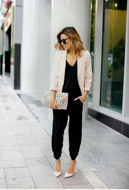 jumpsuit all items bag shoes pink heels classy high heel pumps