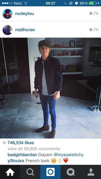 jacket niall horan niall horan one direction