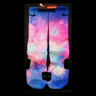 socks nike air nike socks high socks swag