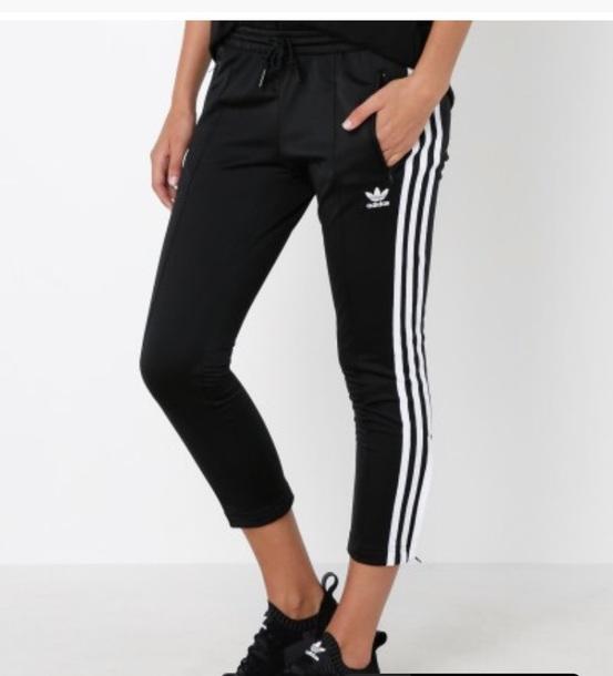 pants black pants adidas sportswear