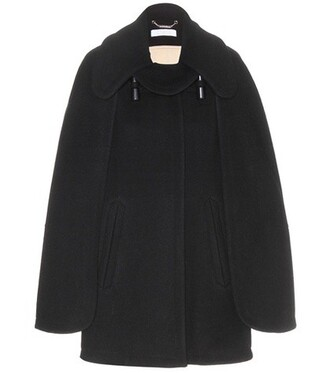 cape wool black top