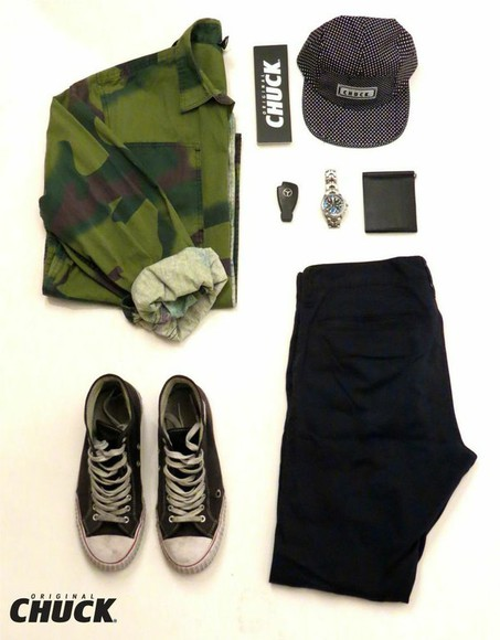 chuck taylor all stars style bucket hat original chuck fresh look fall outfits wallet outfit tile