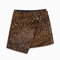 Boutique 1 - isabel marant - animal leopard pony skin skirt | boutique1.com