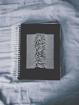home accessory joy division tumblr grunge sadgirl2003 cool msuic music love the great wave sweater cute beautiful