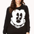 Edgy Mickey Mouse Sweatshirt | FOREVER21 PLUS - 2000127937