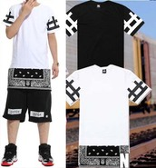 t-shirt,clothes,justin bieber,celebrity,bandana,bandana print,swag