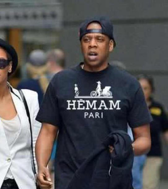 Jay Z mens t-shirt