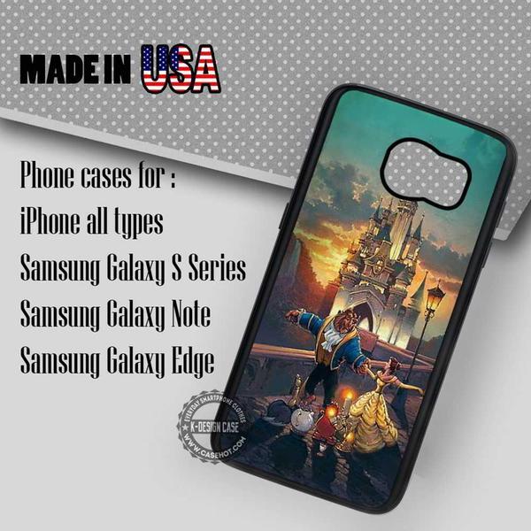 Samsung S7 Case - Belle Painting Art- iPhone Case #SamsungS7Case #BeautyAndTheBeast #yn