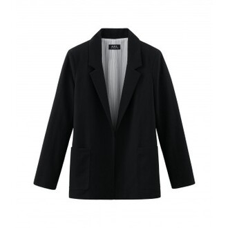 jacket blazer black blazer classic business casual