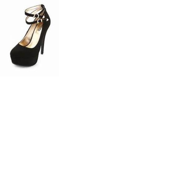 charlotte russe pumps platform shoes