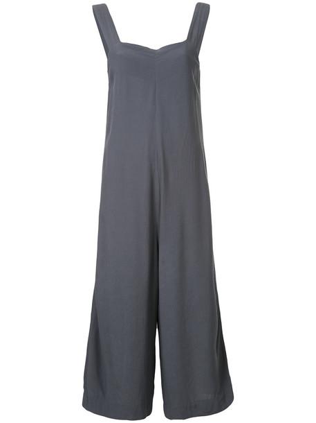Zambesi jumpsuit loose women fit grey