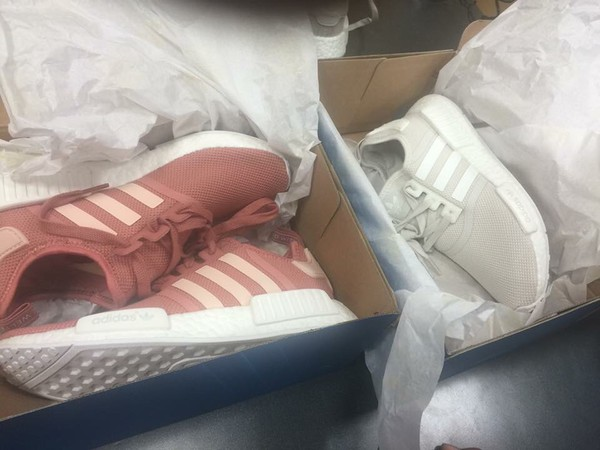 shoes adidas shoes adidas pink white sneakers low top sneakers
