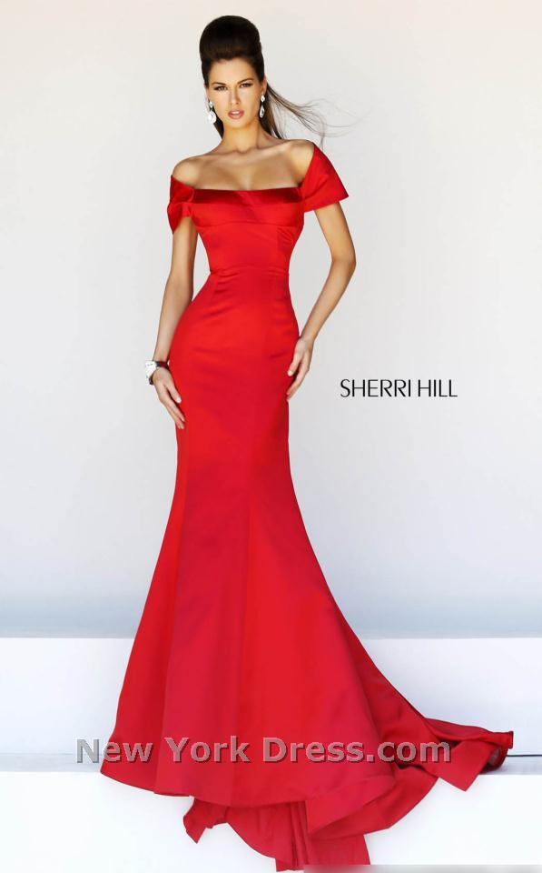 Sherri hill 21221 dress