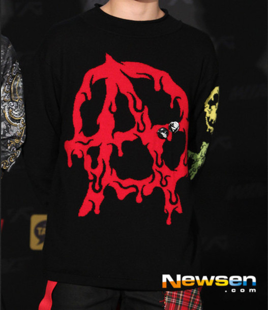 Anarchy Logo t Shirts Shirt Anarchy t Shirt Black