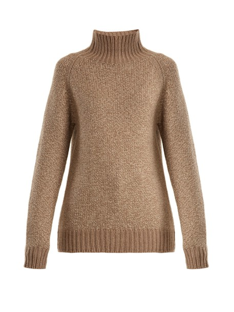CONNOLLY sweater high beige