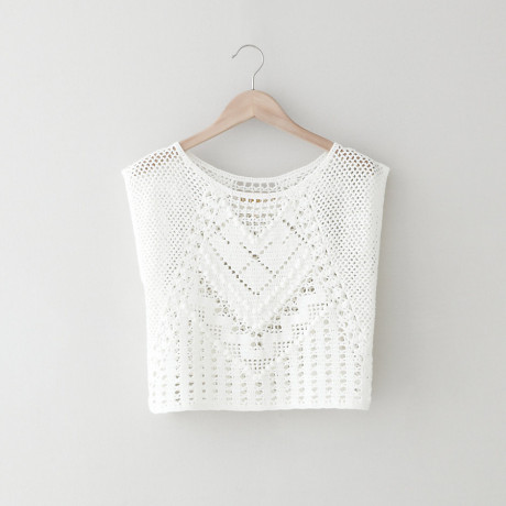 Lace Off The Shoulder Top River Island