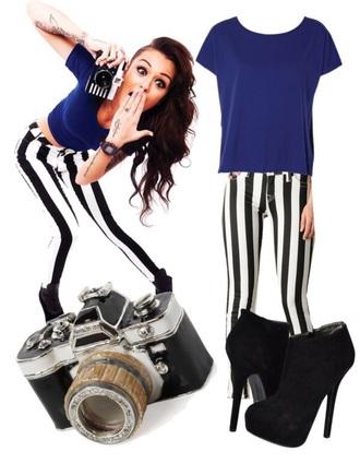 leggings cher lloyd outfit t-shirt shoes