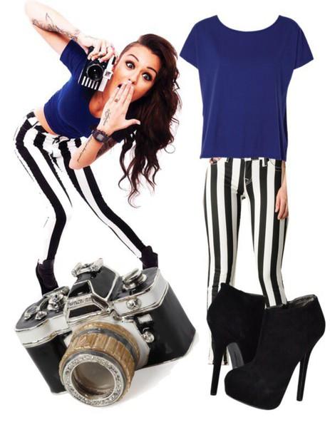 leggings cher lloyd outfit t-shirt shoes pants