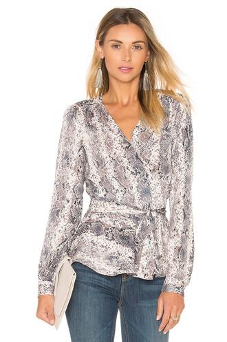 blouse long top