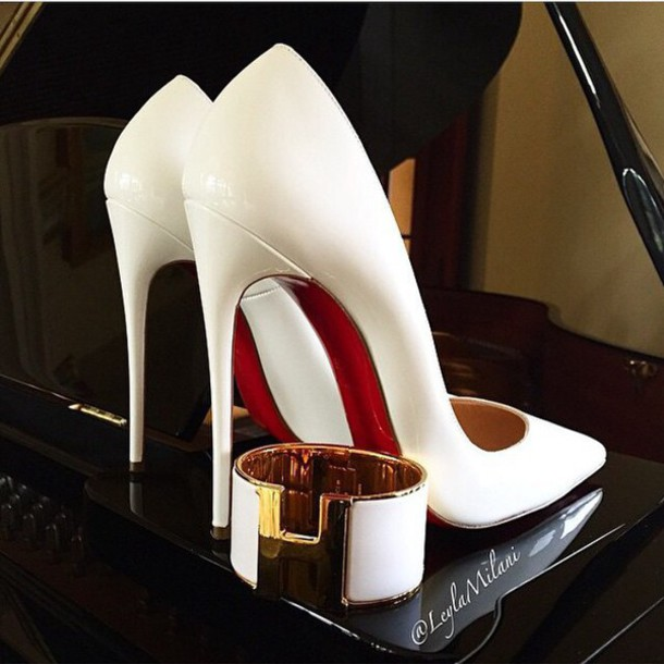 shoes white heels white shoes white heels