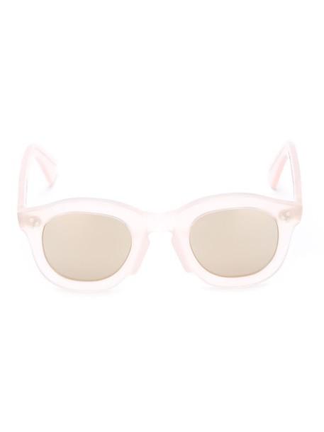 sunglasses purple pink