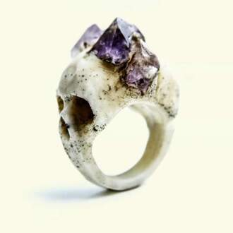 jewels rings and jewelry gothic jewellery skull ring