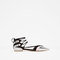 Ballerinas with straps - view all-shoes-woman | zara united states
