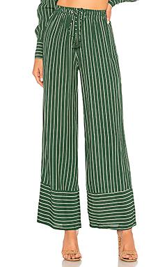FAITHFULL THE BRAND Havana Pants in Paseo Stripe from Revolve.com