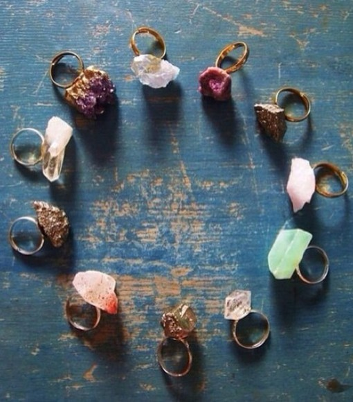 jewels jewel ring gems cool hippie indie boho boho chic style trend trendy boots colorful