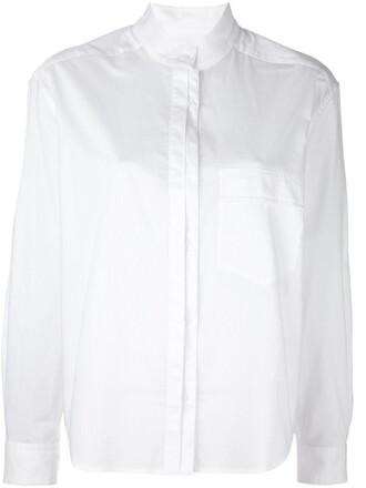 shirt button down shirt classic white top