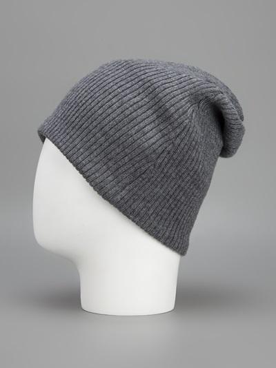 Acne 'spring Merino' Beanie Hat - Concept Seasons - Farfetch.com