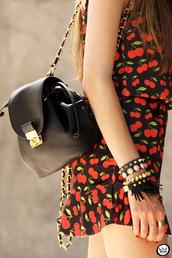 bag,backpack,black,black backpack,black bag,mini backpack