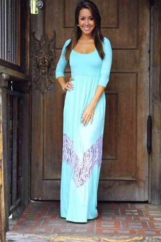 turquoise dress mint dress lavender dress lace dress maxi dress dress