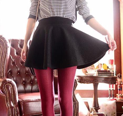 Daily skater skirt from doublelw on storenvy