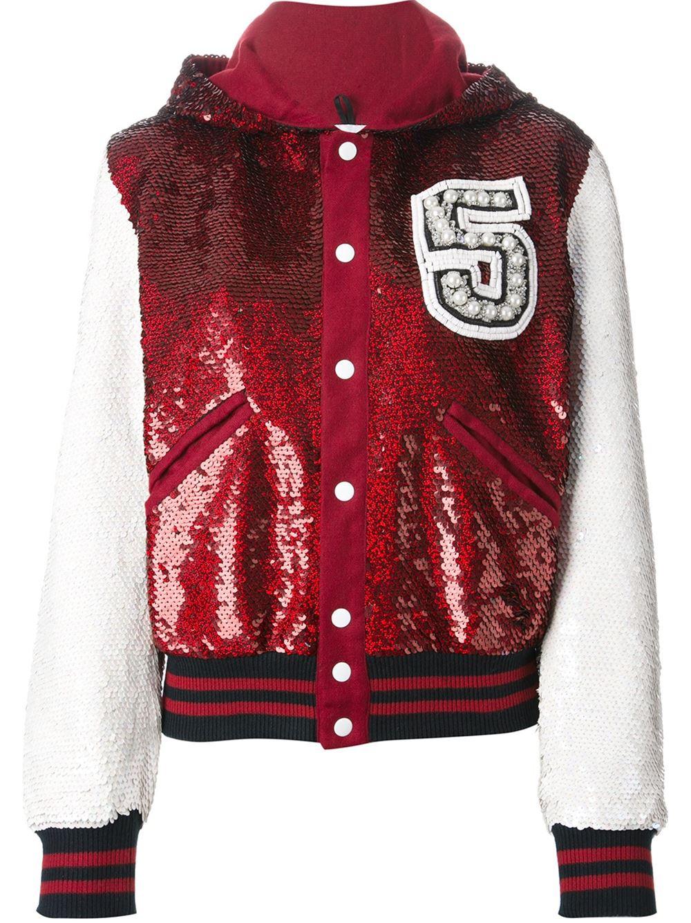 Ashish embellished bomber jacket