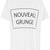 ROMWE | Letters Print White T-shirt, The Latest Street Fashion
