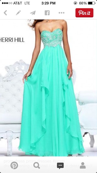 dress blue diamonds sherri hill dress strapless dresses prom dress sweetheart neckline