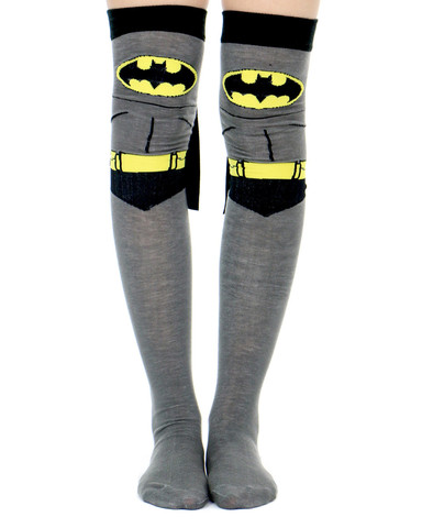 Batman suit up cape knee high at shop jeen