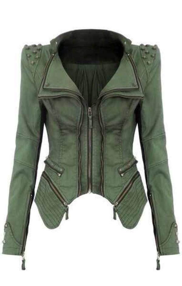 jacket outerwear sportswear leather leather jacket coat