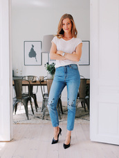 passions for fashion,blogger,jeans,t-shirt,shoes