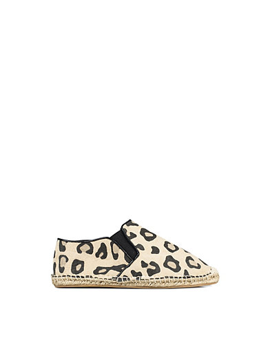 Animal Espandrillo - Nly Shoes - Leopard - Hverdagssko - Sko - Kvinde - Nelly.com