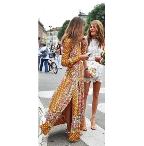 Maxi dresses bohemian