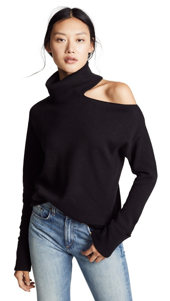 PAIGE Raundi Sweater in black